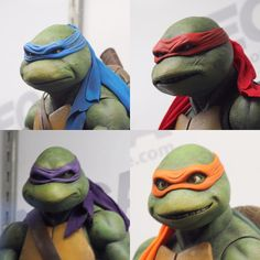 The only Ninja Turtles that matter. Not the trash Michael Bay spat out.