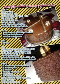Kek milo coklat