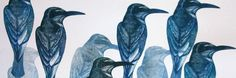 Clare Whitney studied Fine Art at The Royal Melbourne Institute of Technology, R.T, where she majored in painting. Printmaking, Claire, Illustrations, Fine Art, Artist, Painting, Animals, Animales, Animaux