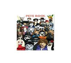design célèbre PETS ROCK humour décalé garanti http://www.cotepaillasson.com/126-paillasson-pets-rock