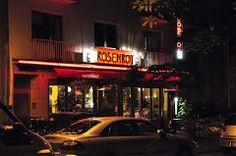 ROSENROT I Nippes I Turmstraße 4 in 50733 Köln I Restaurant