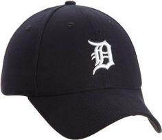 c4b6aef9809 MLB Detroit Tigers Pinch Hitter Wool Replica Adjustable Cap