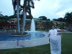 Ale en el hotel Royal Decameron de Playa Blanca - Panamá. Agosto 2013