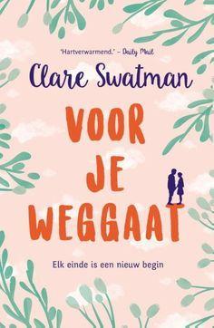 #boekperweek 18/52 Voor je weggaat - Clare Swatman