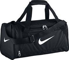 5e5855bc01 Nike Brasilia 6 Duffel Bag Game Royal Black White Size X-Small  The Nike  Brasilia 6 (Extra Small) Duffel Bag is an athletic essential made from ...