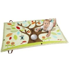 Treetop Friends Mega Play Mat by SkipHop