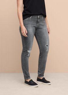 Jeans super slim andrea | VIOLETA BY MANGO