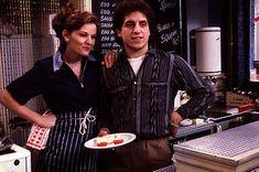 Wonderful actors Sandy Ratcliff and Nejdet Salih portrayed café owners Sue and Ali Osman Bbc Tv, Soap Stars, The Duff, Celebrity News, Actors, Celebrities, Ali, Childhood Memories, Dane Dog
