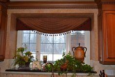 Kitchen Window Treatment Ideas | Modern kitchen window treatments 2013 | Valance | Curtains | Home ...