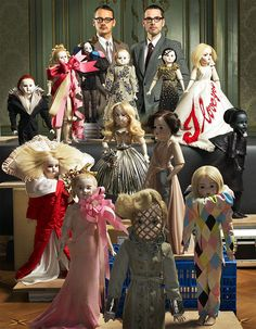 Viktor & Rolf's Over-the-Top Wares Go Down Under | Hint Fashion Magazine