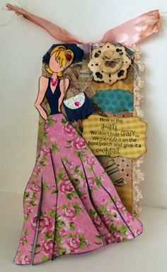 Summer Tag by salome000 - Cards and Paper Crafts at Splitcoaststampers