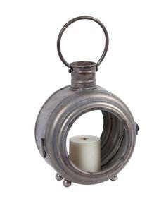 Mercana Bellshill II Metal Lantern, Small at MYHABIT