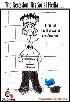 Social Media Jokes and Comics