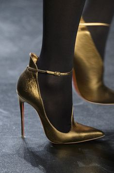 Bibhu Mohapatra, Fall 2016 - You Have to See These Fall '16 Runway Shoes - Photos
