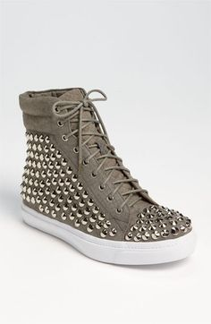 Jeffrey Campbell 'Alva' Studded High Top Sneaker | Nordstrom .. MY CURRENT OBSESSION. sneakers