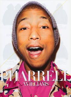 Pharrell ♥