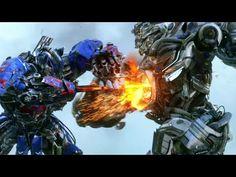 Transformers: Age of Extinction - CLIP: Lockdown Kills Ratchet (2014) | IMAX - YouTube