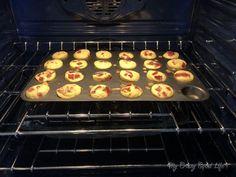 copycat Starbucks Sous Vide Egg Bites in the oven