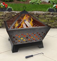 Get fire pit ideas from thousands of fire pit pictures and informative articles about fire pit design. Learn about placement, size, construction, cost, and more. Plus, get a list of local professionals to help design and build your fire pit. #firepit #diyfirepit #firepitideas