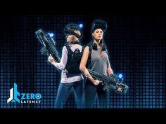 Tokio: Startup und Sega planen eine Actionhalle für Virtual Reality Games