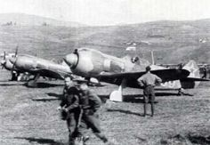 The Lavochkin La-5 was a Soviet fighter plane which was first introduced in July 1942. Approximately 9,920 were built.