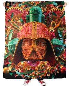 Star Wars Fleece Blanket https://www.rageon.com/products/star-wars-fleece-blanket?aff=HcrD