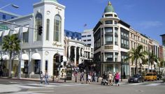 Rodeo Drive. Beverly Hills