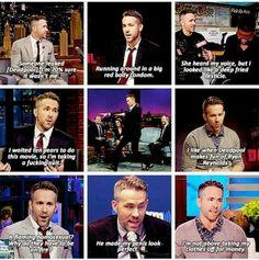 Marvel Ryan Reynolds Deadpool