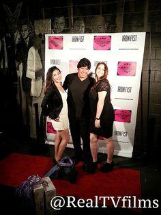 Yuri Naruse, Gordon Vasquez, Krystine Michelle Miller, Glam In La La Land, Hollywood Improv