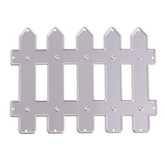 SCASTOE Fence Metal Dies Cutting Stencil For Scrapbooking Paper Cards Decor Gifts *** Continue to the product at the image link.Note:It is affiliate link to Amazon.