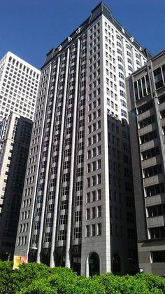 Philip Johnson 580 California Street, San Francisco, California (1985)