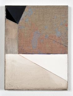 Svenja Deininger - Untitled, 2010 | abstract art that looks architectural sound to me