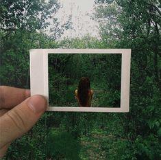 Landscape Photography Captured Thought Polaroid Shots by Maksim Zavialov A Level Photography, Framing Photography, Landscape Photography, Art Photography, Polaroid Instax, Polaroid Film, Polaroids, Instax 210, Polaroid Pictures