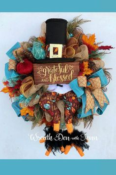 Showcasing some wreaths, swags, door hangers, centerpieces created by designers on the Trendy Tree Custom Wreath Designer List. Most all these wreaths are Wreath Crafts, Diy Wreath, Wreath Ideas, Burlap Wreath, Deco Mesh Wreaths, Fall Wreaths, Old World Christmas Ornaments, Wreath Supplies, Thanksgiving Wreaths