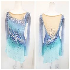 The best selection of latest skate board clothing in stock now. Figure Skating Competition Dresses, Figure Skating Outfits, Figure Skating Costumes, Ice Skating Costume, Eislauf Outfits, Dance Outfits, Girls Dance Costumes, Ice Dance Dresses, Ice Skating Dresses
