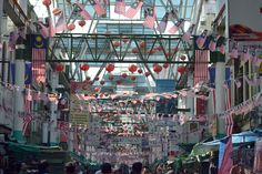 Malaisie, rêve de foule