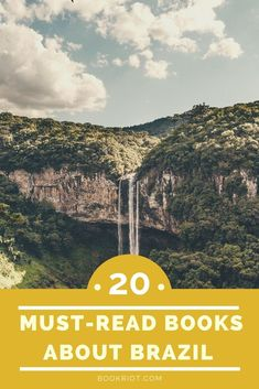 Read these excellent books about Brazil and Brazilians.    book lists   books set in brazil   brazil books   books set in south america