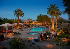 The luxury Hermosa Inn is a boutique hotel near Phoenix Arizona with mountain views. Read why the hacienda-style accommodations make it a unique destination
