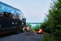 16 Best Waterfront New England Campgrounds images in 2015