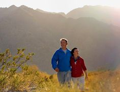 Want to go for a hike? Not sure where? Check out the city of La Quinta's website for some hiking trails!