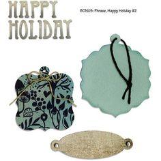 Sizzix Bigz with Bonus Sizzlits Die - Bookplate, Tags & Happy Holiday by BasicGrey Sizzix http://www.amazon.com/dp/B009MRL8KI/ref=cm_sw_r_pi_dp_zBA1ub0PK43ZP