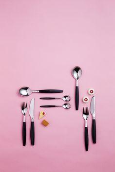 Lion cutlery, Deko, styling Jenni Juurinen, photo Jorma Marstio