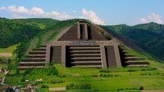 El Secreto de las Pirámides de Bosnia al Descubierto-Bósnia: segundo físicos croatas, Pirâmide do Sol emana raio de luz de 5 m e 28 Khz que aumenta constantemente. Detectadas ondas estacionárias que viajam mais rápido que a luz