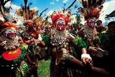Provided by Papua New Guinea Tourism Promotion Authority