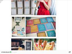 Ideeën voor bij gastenboek