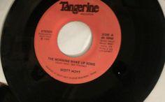 Scott Hoyt: The Morning Wake Up Song (Rare Texas Rock 45 RPM) Tangarine