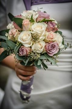 dusty rose wedding Try something special with these dusty rose and white wedding flowers bouquets with greenery, wedding ceremony backdrop, bridal bouquets, spring weddings, summer w Dusty Rose Wedding, Rose Wedding Bouquet, White Wedding Flowers, Bridal Flowers, Rose Bouquet, Bridesmaid Bouquet, Wedding White, Boquet, Fall Wedding