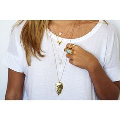 JAWS necklace - petite