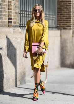 The slim and stretchy knit boot continues in a big way this Fall: vibrant colors, fun prints, earth tones, and in neutrals