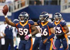 Broncos @ Dallas: October 6, 2013